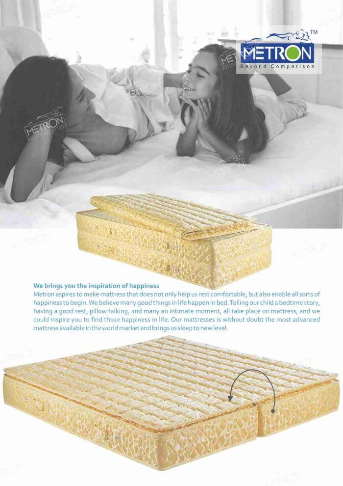 Metron Foldable Mattress